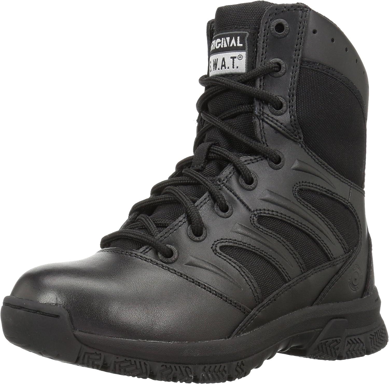 Original S.W.A.T. Mens Force 8  Men's Black Military & Tactical Boot