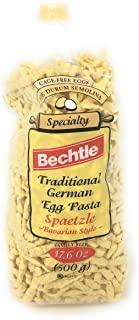 BechtleTraditional German Egg Pasta Spaetzle Bavarian Style In 17.6 Ounce(Pack of 3)