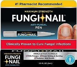 Fungi-Nail Pen Applicator Anti-Fungal Solution, 0.10 Ounce - Kills Fungus That Can Lead To Nail Fungus & Athlete's Foot Un...