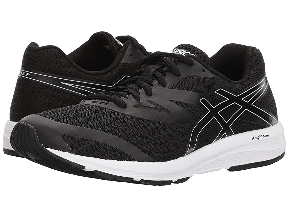 ASICS Amplica (Black/Black/White) Women