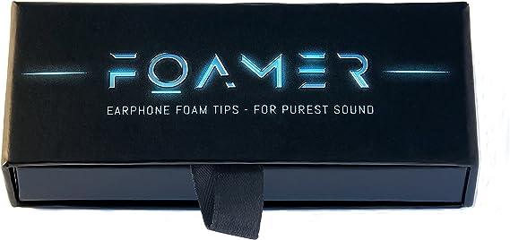 Foamer Csy S 6 6 Paar Noise Cancelling Schaum Ohrpolster Für Sony Wf 1000xm3 True Wireless