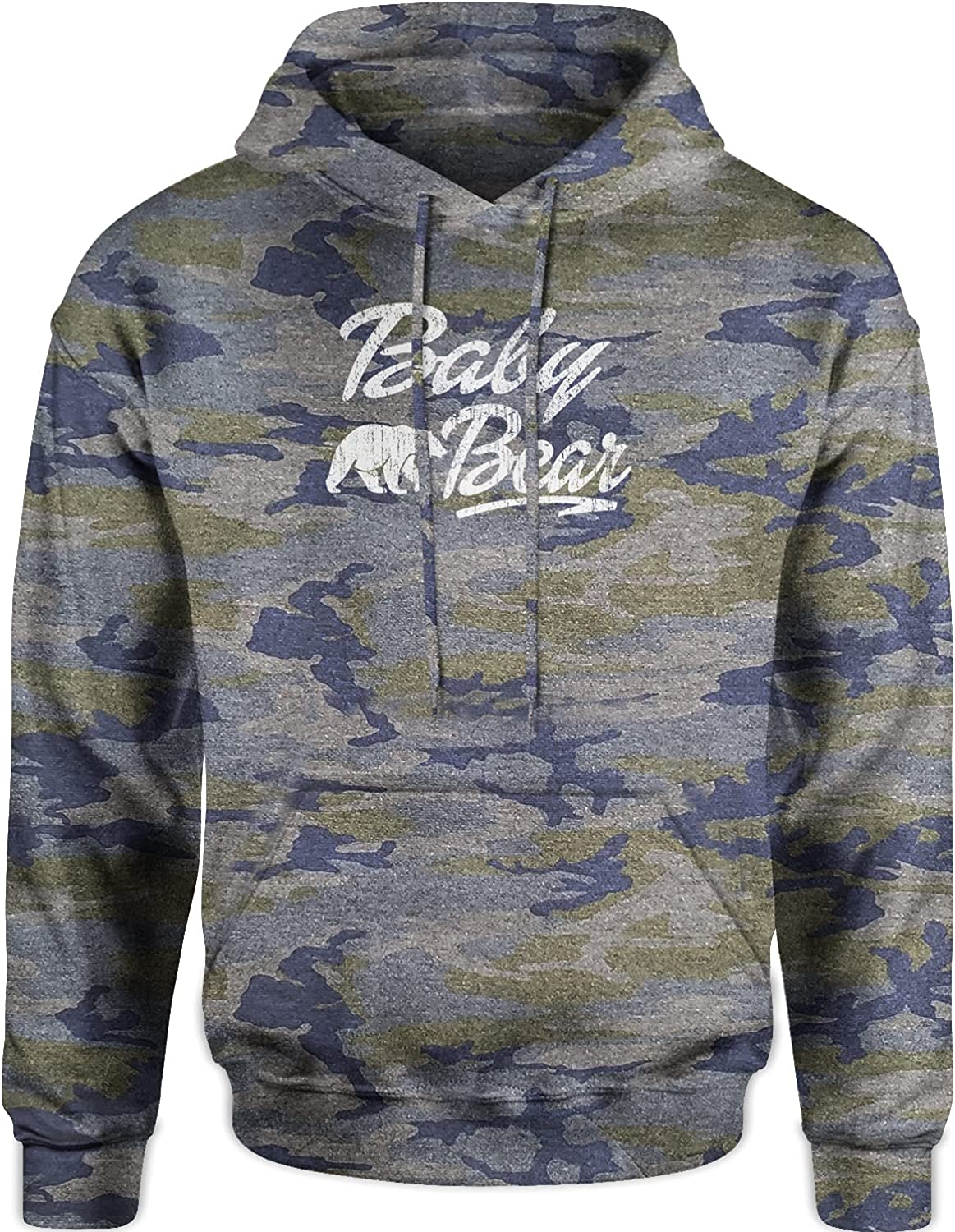 San Francisco Mall Expression Tees Baby Bear Cub List price Hoodie Adult Unisex