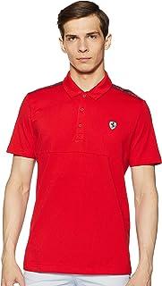 Puma Ferrari Polo Erkek Polo Yaka T-Shirt