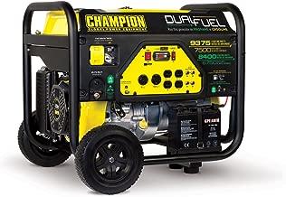 Champion Power Equipment 71531 CARB Compliant Dual Fuel Portable Generator, 9375-watt