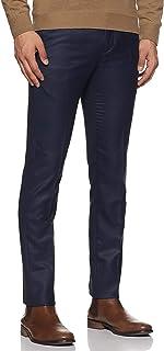 Arrow Men's Pleat-Front Formal Trousers