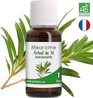 Aceite Esencial de Arbol de Té Puro 30 ml, 100% Natural y