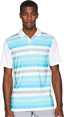Turf Stripe Polo