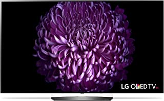 LG Electronics OLED55B7A 55-Inch 4K Ultra HD Smart OLED TV (2017 Model)