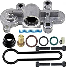 6.0 Blue Spring Kit Upgrade,Ford Blue Spring Kit 6.0 Powerstroke Fits 2003 2004 2005 2006 2007 F250, F350, F450, F550- Replaces 3C3Z-9T517-AG Fuel Pressure Regulator Kit