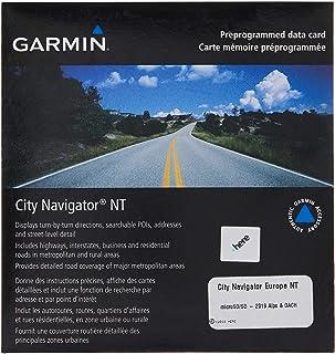 Garmin City Navigator 2015 Duitsland/Oostenrijk/Zwitserland/Liechtenstein/Noord-Italië/Oost-Frankrijk kaart MicroSD-kaart,...