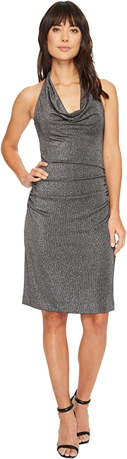 Nicole Miller - Glitz Cowl Dress