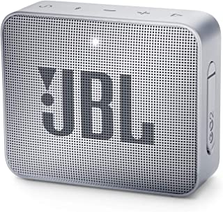 JBL JBLGO2AGY Go 2 Wireless Portable Bluetooth Speaker, Grey