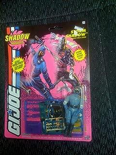 GI JOE Shadow Ninjas 1993 STORM SHADOW 3.5