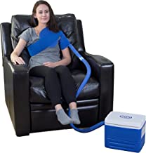 Polar Products Active Ice® 3.0 Shoulder Cold Therapy System with Digital Timer Includes Shoulder Bladder, 9 Quart Cooler