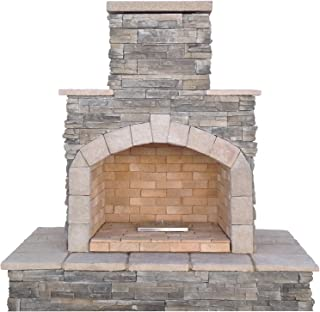 Best cal flame outdoor fireplace Reviews