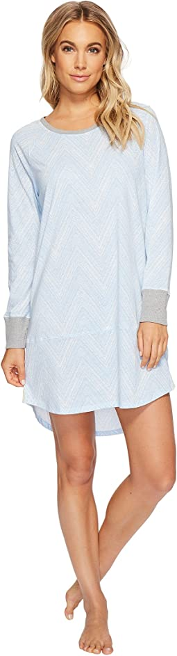 Jockey - Chevron Printed Sleepshirt