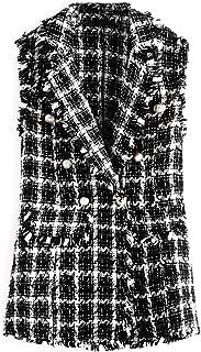 MakeMeChic Women's Summer Short Ruffle Sleeve Knotted Crop Tee Shirt Tops