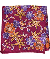 Eton - Floral Print Pocket Square
