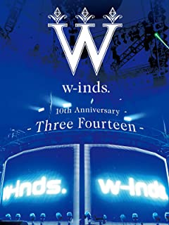 w-inds. 10th Anniversary ~Three Fourteen~ at 日本武道館