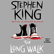 stephen king the long walk book