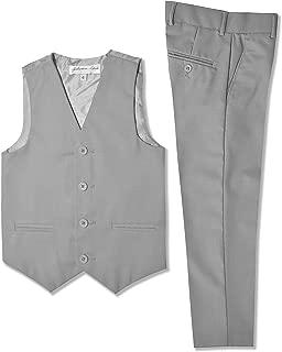 Boys Formal Vest and Pants Set #JL42
