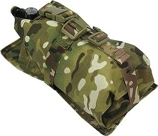 tactic.world Air Tanks Pouch Bag M.O.L.L.E Vertical Waterproof Cylinder Ninja (0,8-1,8L) 35ci 48ci 50ci 68ci 77ci 88ci 90ci