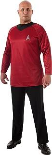 Costume Plus-Size Star Trek Into Darkness Deluxe Scotty Shirt Costume