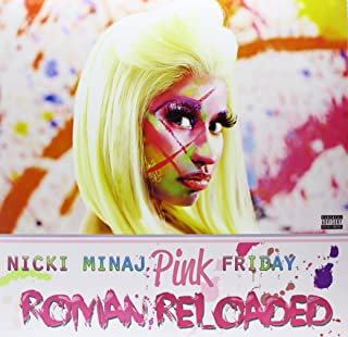 Pink Friday . Roman Reloaded