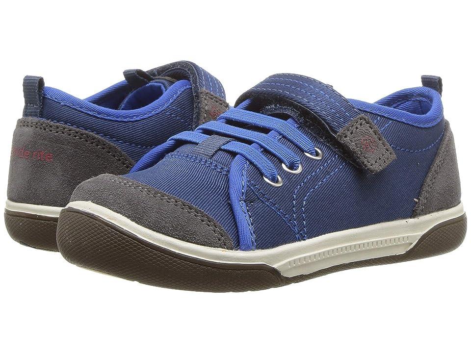 Stride Rite SR-Dakota (Toddler) (Navy) Boys Shoes