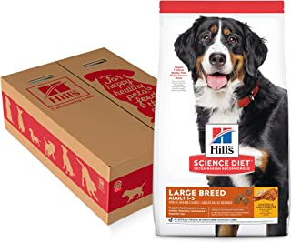 Hill's Science Diet Adult Large Breed Dry Dog Food, Chicken & Barley Recipe, 35 lb bag