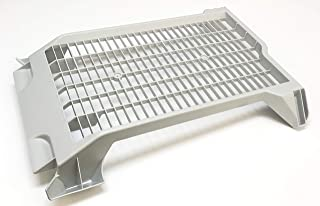 OEM LG Plastic Dryer Rack Shipped With DLEX6001W, DLEX7200W, DLEX7600KE, DLEX7600KE, DLEX7600VE