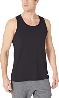 Men's Performance Cotton Tank Top Shirt