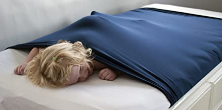 Compression Sheet Custom Sized for Toddler - King Sized Mattresses. SnugBug Sensory Sheet.