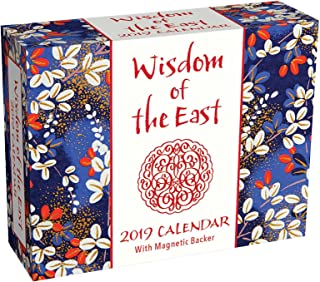 Wisdom of the East 2019 Mini Day-to-Day Calendar