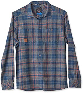 KAVU Men's Big Joe Long Sleeve Shirt