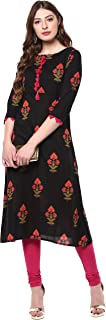 Indian Tunic Tops Cotton Kurti for Women