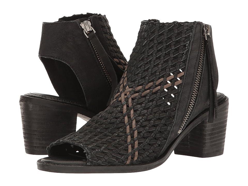 Sam Edelman Cooper (Black Leather) Women