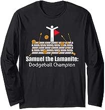 LDS Mormon Funny Samuel Lamanite Long Sleeve T-Shirt