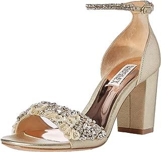 Badgley Mischka Women's Finesse Ii Heeled Sandal