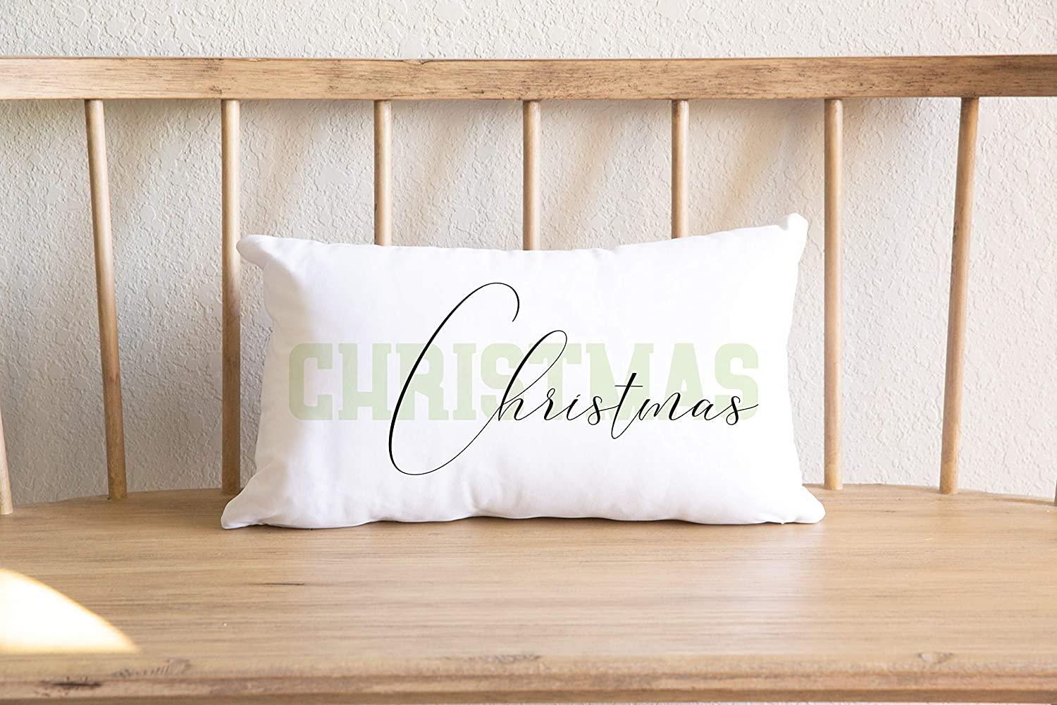 Ranking TOP8 luckluccy 2021 model Christmas Toss Pillow Smooth Fe Silky Throw