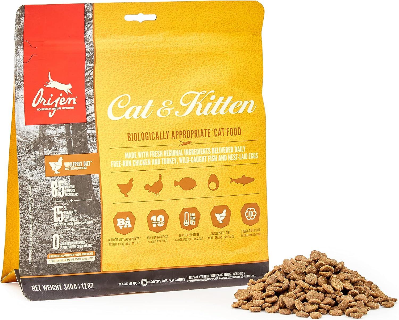 Orijen Cat & Kitten Comida - 340 gr