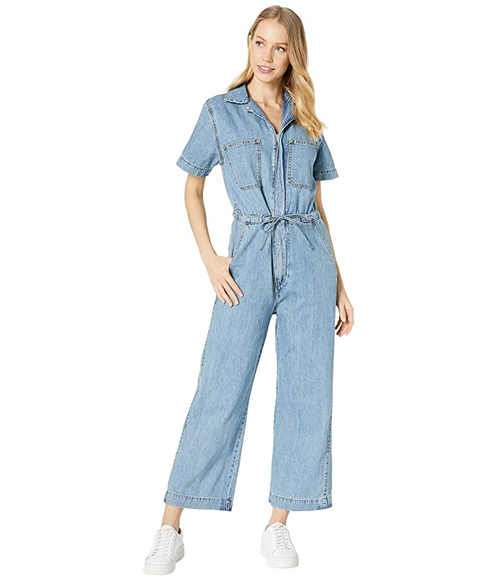 70s Jumpsuit | Disco Jumpsuits, Sequin Rompers Levisr Premium Wide Leg Jumpsuit Indigo Street Womens Jumpsuit  Rompers One Piece $115.20 AT vintagedancer.com