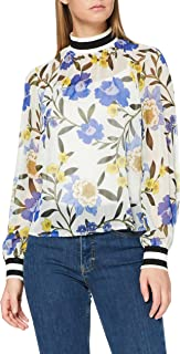 French Connection Women's 72QBW Blouse