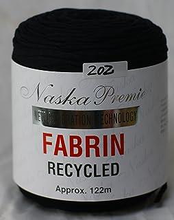 FABRIN ファブリン リサイクルヤーン R2  202 黒系
