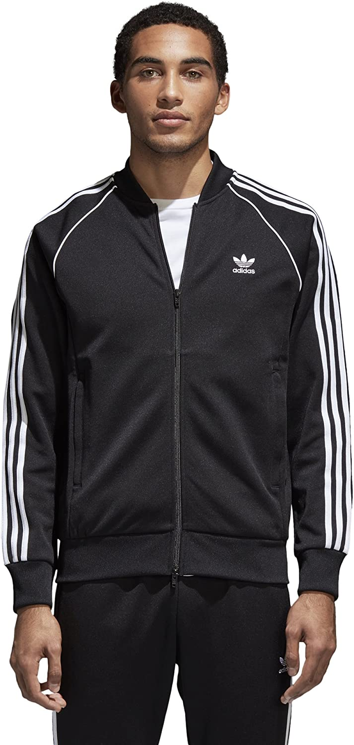 ! Super beauty product restock quality top! adidas Originals Men's Free shipping anywhere in the nation Superstar Track Top