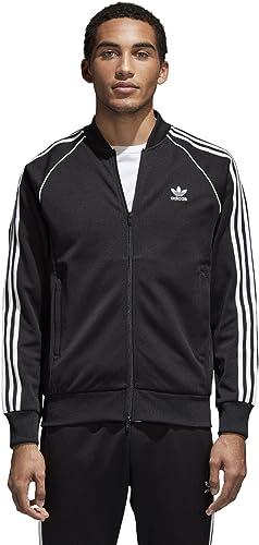 Adidas Originals Homme Veste de survêteHommest ou pour Se réchauffer