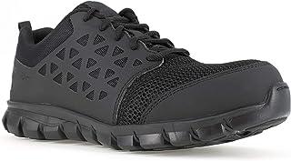 Reebok Men's Sublite Cushion Safety Toe Athletic Work Shoe Industrial