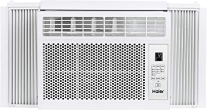 Haier QHQ06LZ 6,000 BTU 115-Volt Window Air Conditioner humidty-meters, 115V