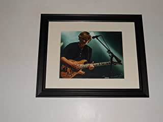 Framed Phish on Stage Trey Anastasio 2017 Tour 14