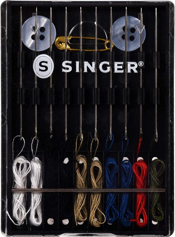 Albuquerque Mall Singer Sew-Quik Threaded Kit Hand Needle Manufacturer regenerated product